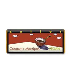 Noble Bitter Chocolate gevuld met marsepein en kokospraliné