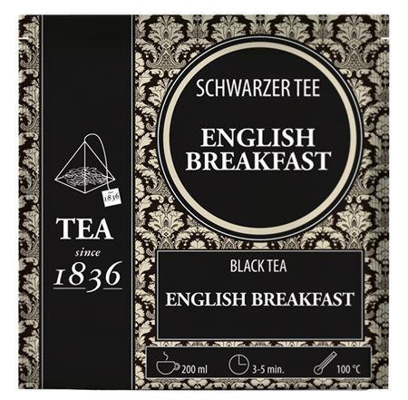 English Breakfast |15 theebuiltjes