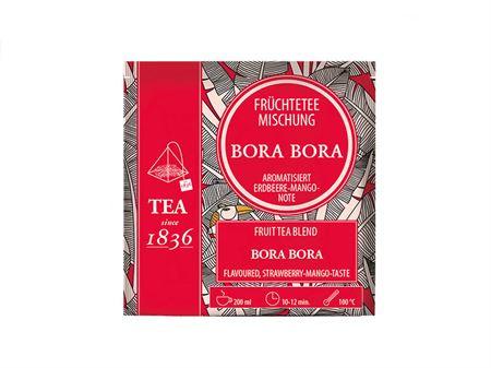 Bora Bora | 15 theebuiltjes