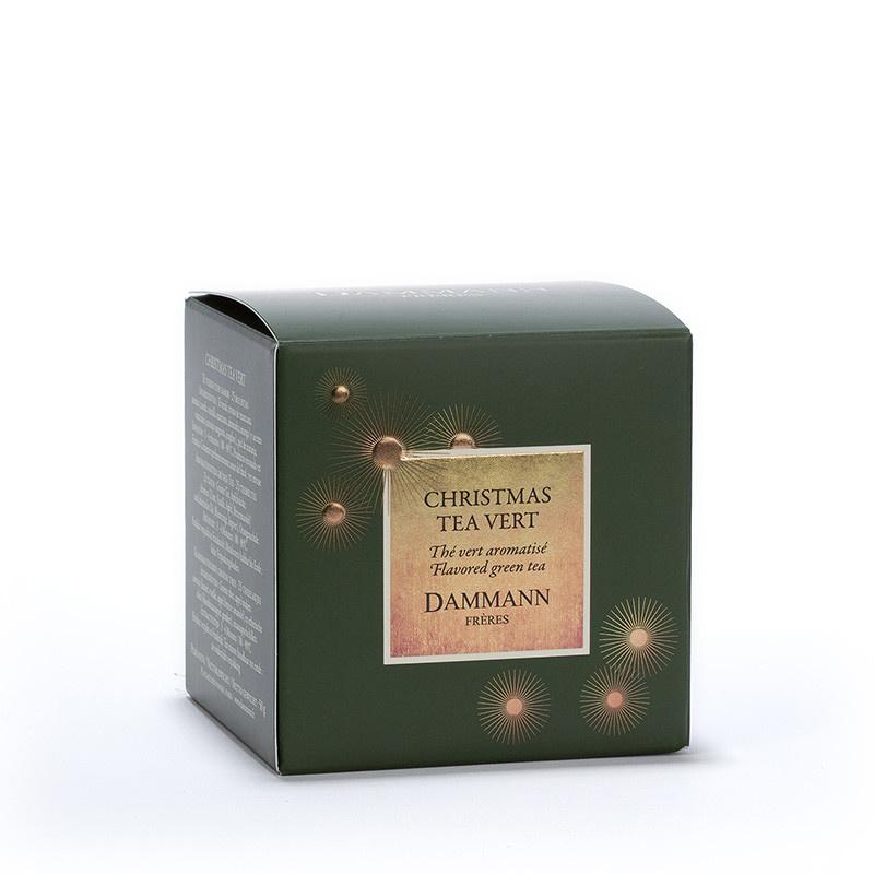 Christmas Tea groen