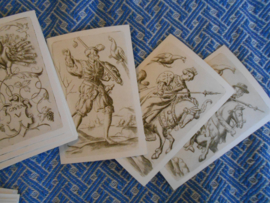 The copperplate pack of cards by Virgil Solis