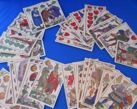 16th century German deck (48 card deck instead of 52)