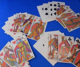 16th century French deck