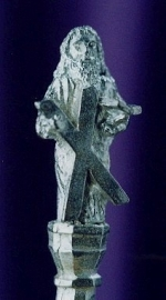 Saint Andrew Apostle Spoon