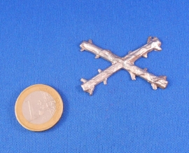 Burgundian Cross Badge