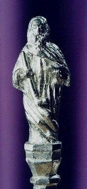 Saint James (The Lesser) Apostle Spoon
