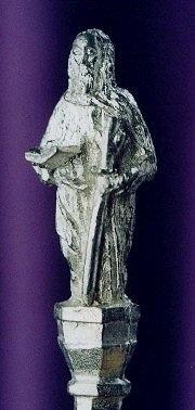 Saint James (The Greater) Apostle Spoon