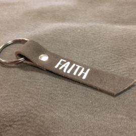 sleutelhanger faith  SL007