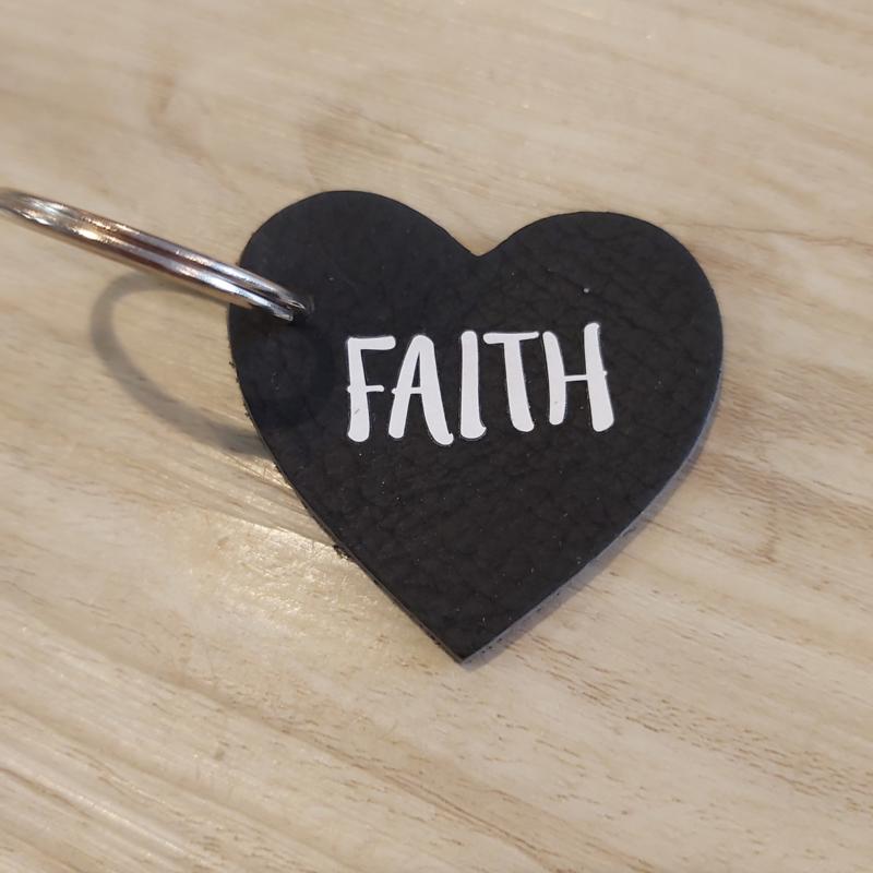 Sleutelhanger Faith