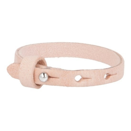 licht roze armband kids
