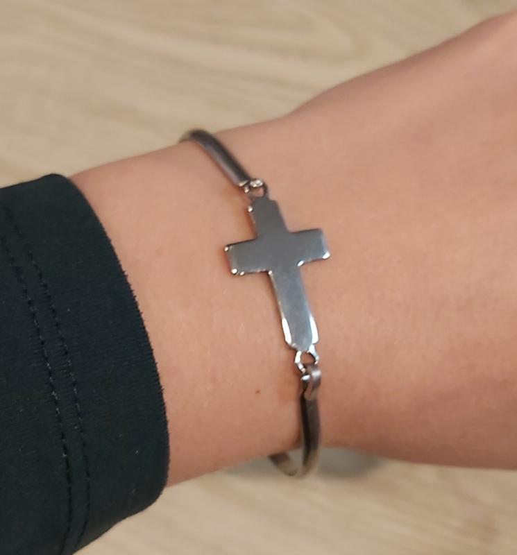 Bangle armband RVS017