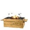 Cocoon Table Driftwood Rechthoek
