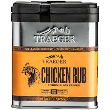 Chicken rub Traeger