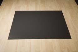 Stalen Vierkante vloerplaat 1000x800mm