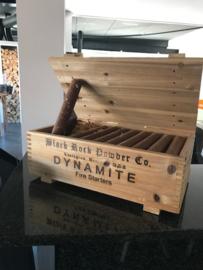 Dynamite Luxe kist met aanmaakstaven