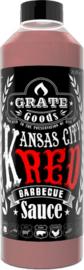 Kansas City Red Barbecue Saus