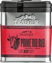 Prime rib rub Traeger