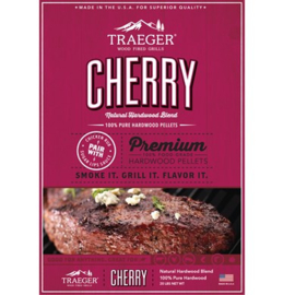 CHERRY PELLETS 20LB BAG