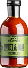Traeger BBQ saus sweet & heat