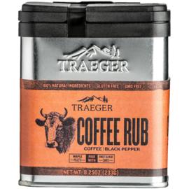Coffee rub Traeger