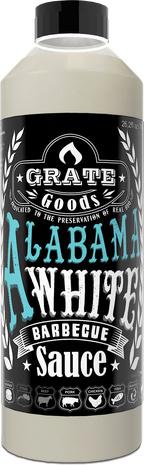 Alabama White Barbecue Saus