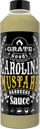 Carolina Mustard Barbecue Saus