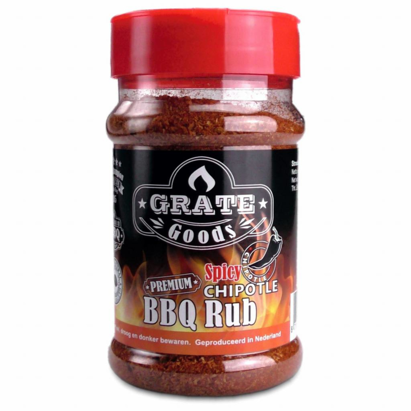 Premium Spicy Chipotle BBQ Rub