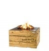 Cocoon Table Driftwood Vierkant