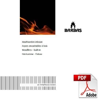 Barbas inbouwhaarden brochure