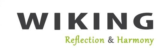 wiking houtkachel logo