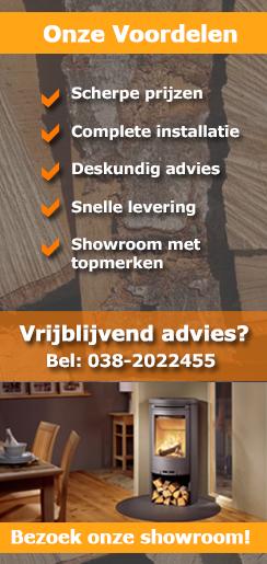 Bel voor vrijblijvend advies over houtkachels, palletkachels of inbouwhaarden.