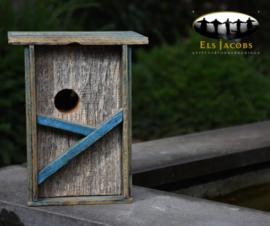 Gedenkhuisje Blue Jay