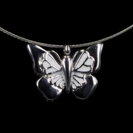 Ashanger met vlinder - 0845-00