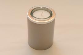 Waxinelichthouder Oblique