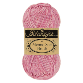 Merino soft Brush van Dyck