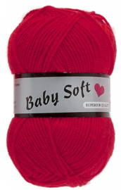 Baby soft nr 043 Rood