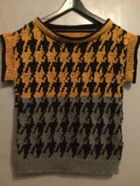 Mouwloze trui   Maat M/L