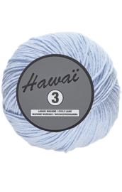 Hawaï 3-011 Zachtblauw