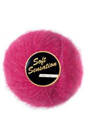 Soft Sensation Fuctia Roze 020