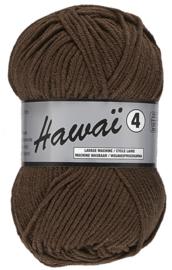 Hawaï  4 nr 110 donkerbruin