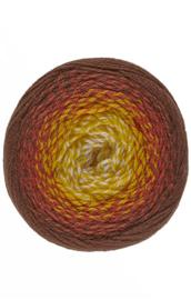 Happy Colors 406 bruin/geel/room