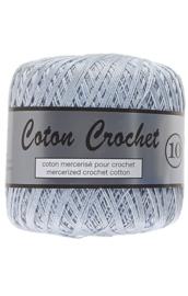 Coton Crochet 10/nr 074 lichtblauw