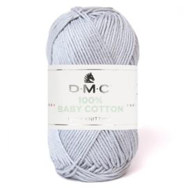 DMC Baby Katoen licht Grijs