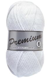 Premium 6 klnr 005 wit