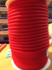 paspelband katoen 10mm Rood