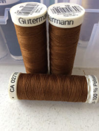 Gutermann klnr 16 donkergoud