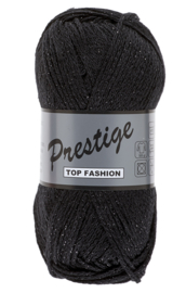 Prestige  0051  Zwart /metallic