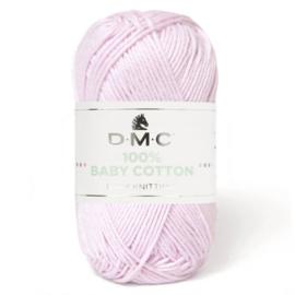 DMC Babykatoen  lila