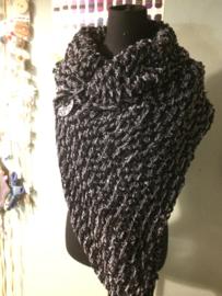 Col sjaal schouder warmer