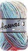 Hawaï 3 nr 907 Grijs-Blauw-Rood